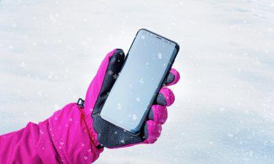 Bateria telefonu zima